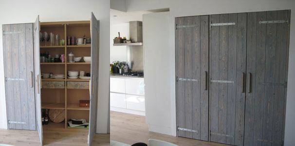 Keukenkast maken youtube ikea keuken of laten maken mijn keukens op maat benieuwd naar de - Houten trap monteer ...